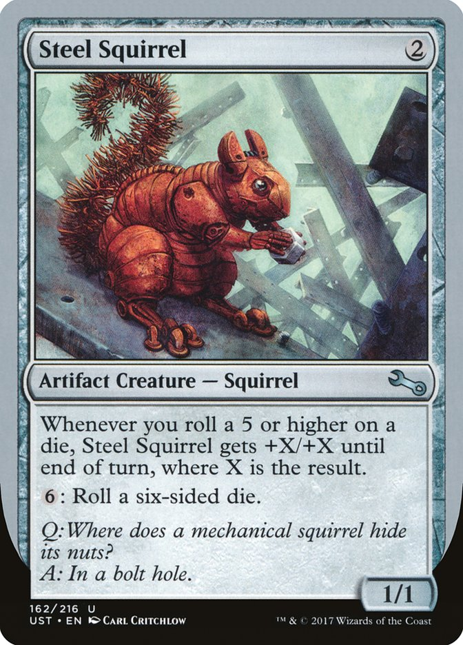 Steel+Squirrel
