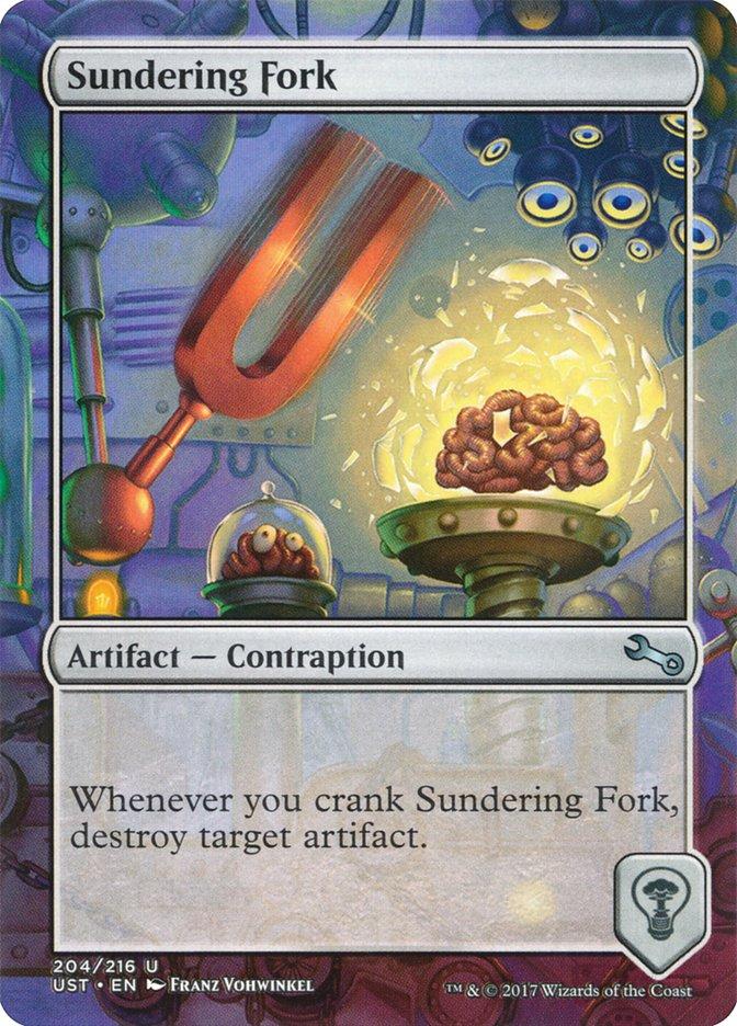 Sundering+Fork