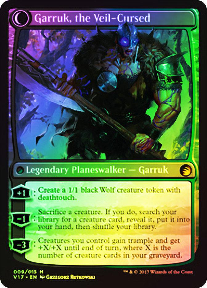Garruk%2C+the+Veil-Cursed