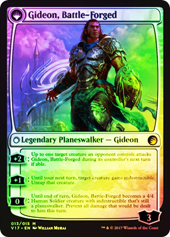 Gideon%2C+Battle-Forged