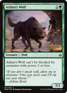 Arlinn%27s+Wolf