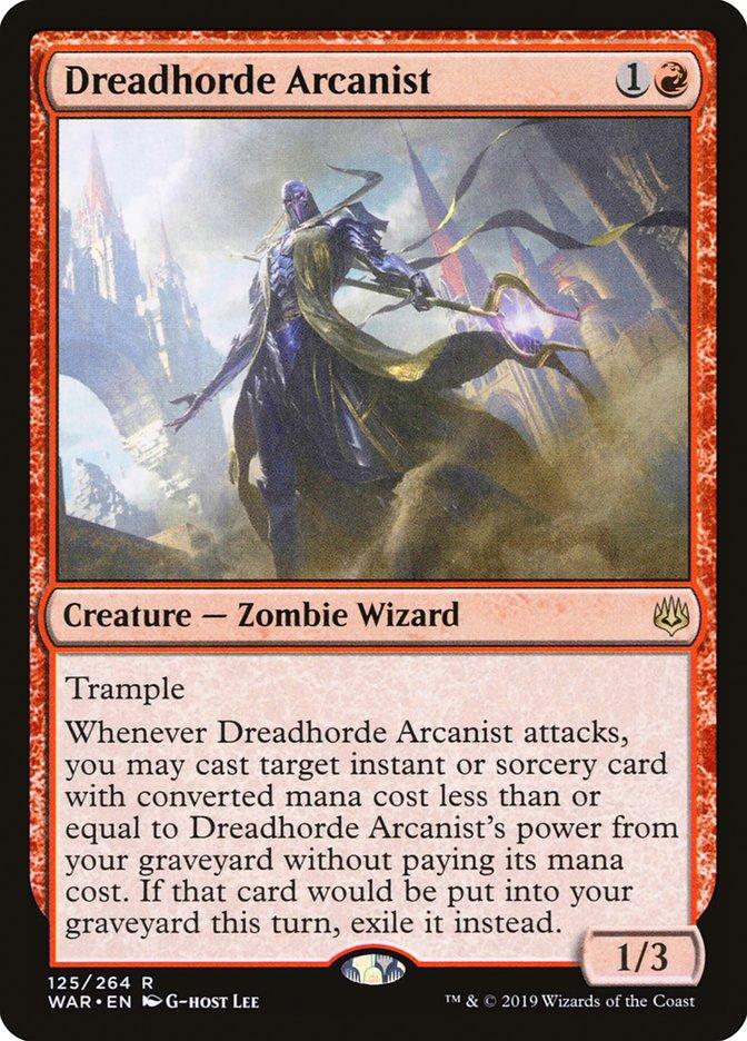 Dreadhorde+Arcanist