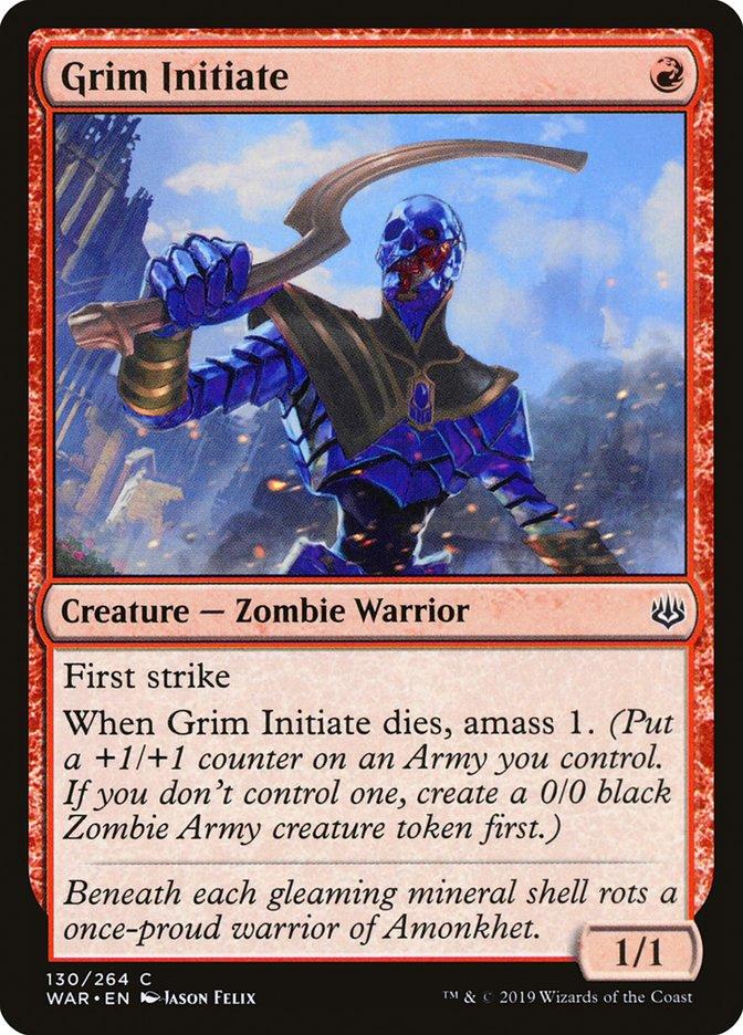 Grim+Initiate