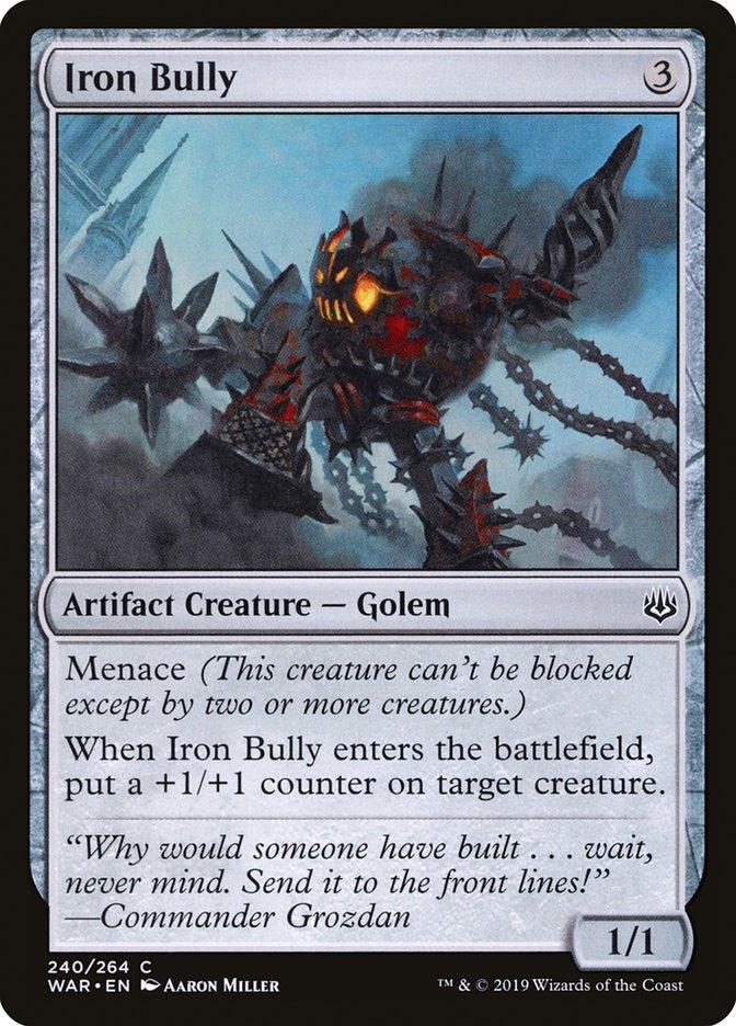 Iron+Bully