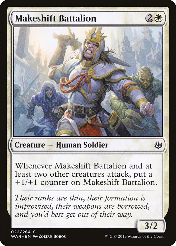 Makeshift+Battalion