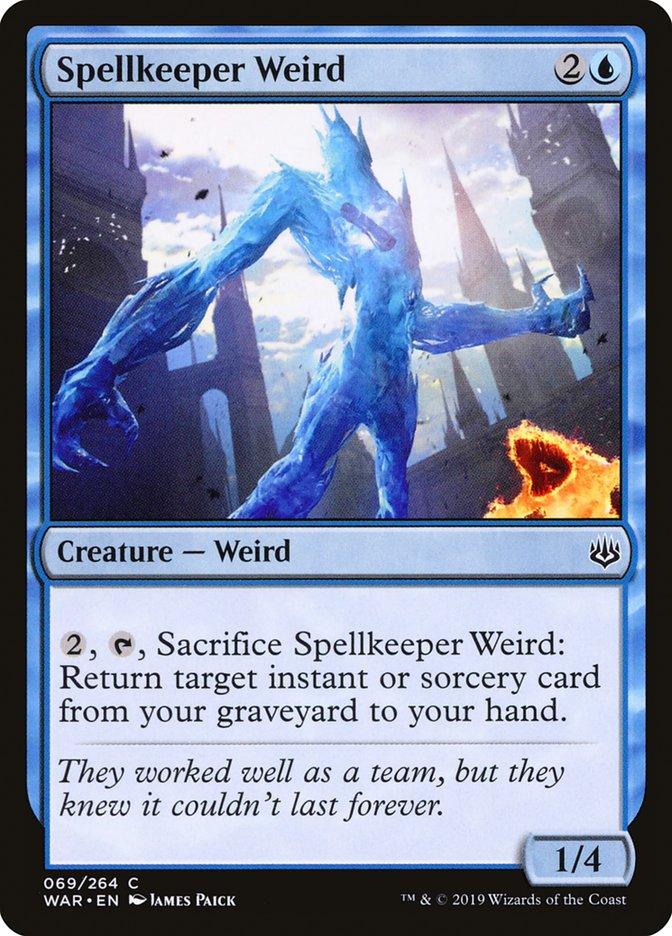 Spellkeeper+Weird