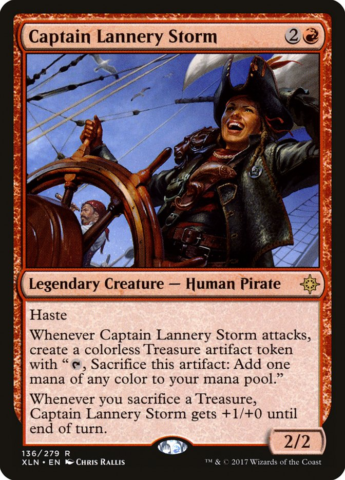 Captain+Lannery+Storm