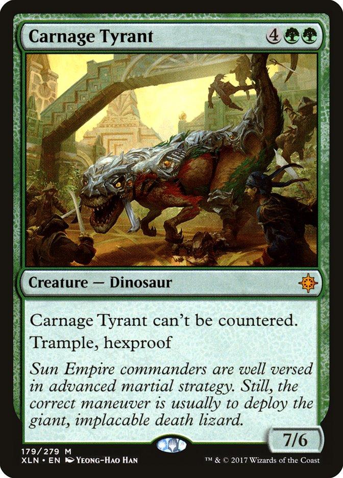 Carnage+Tyrant