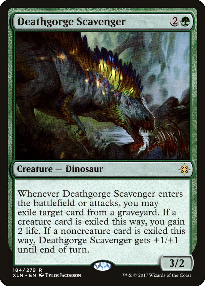 Deathgorge+Scavenger