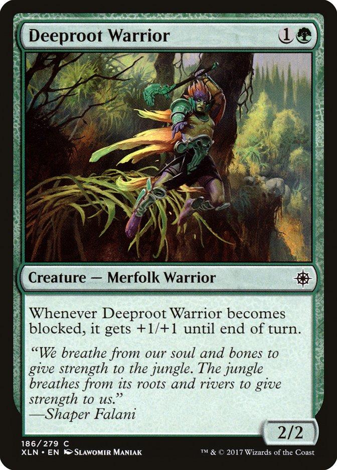 Deeproot+Warrior