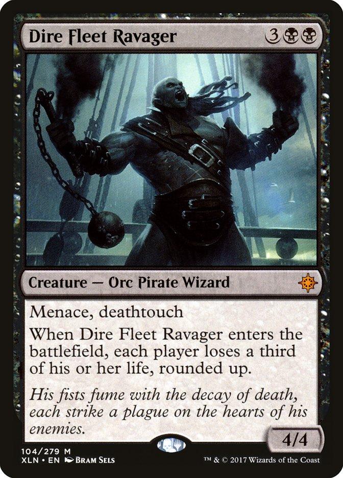 Dire+Fleet+Ravager