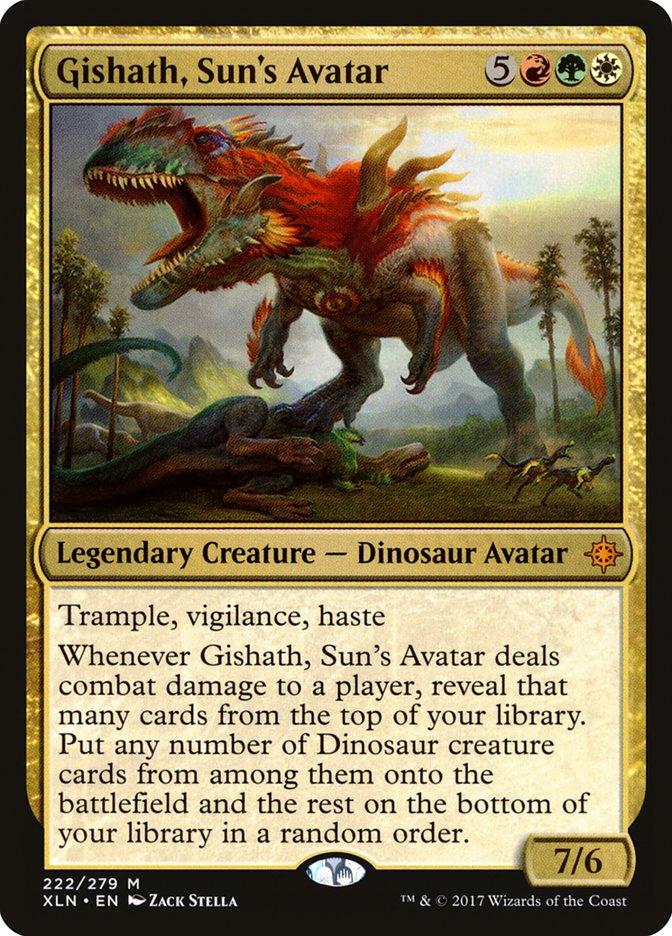 Gishath%2C+Sun%27s+Avatar