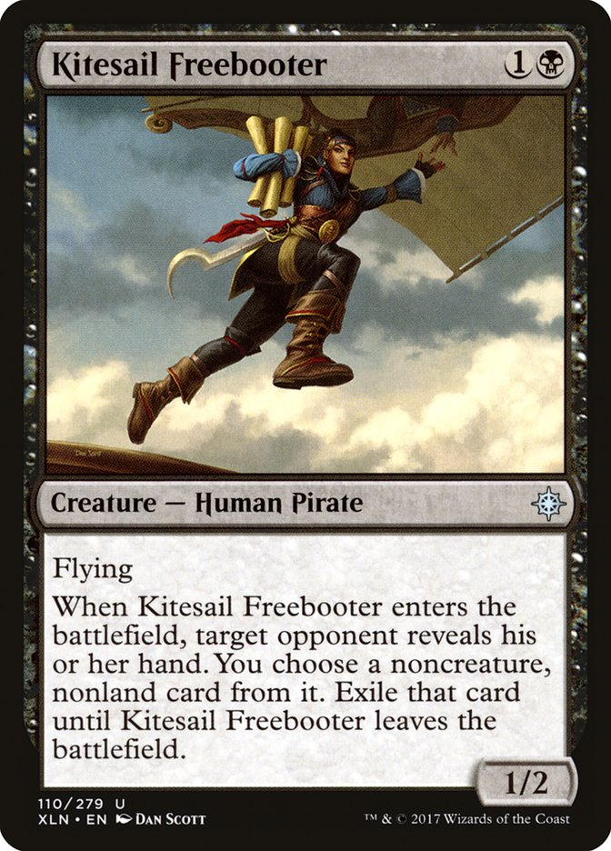 Kitesail+Freebooter