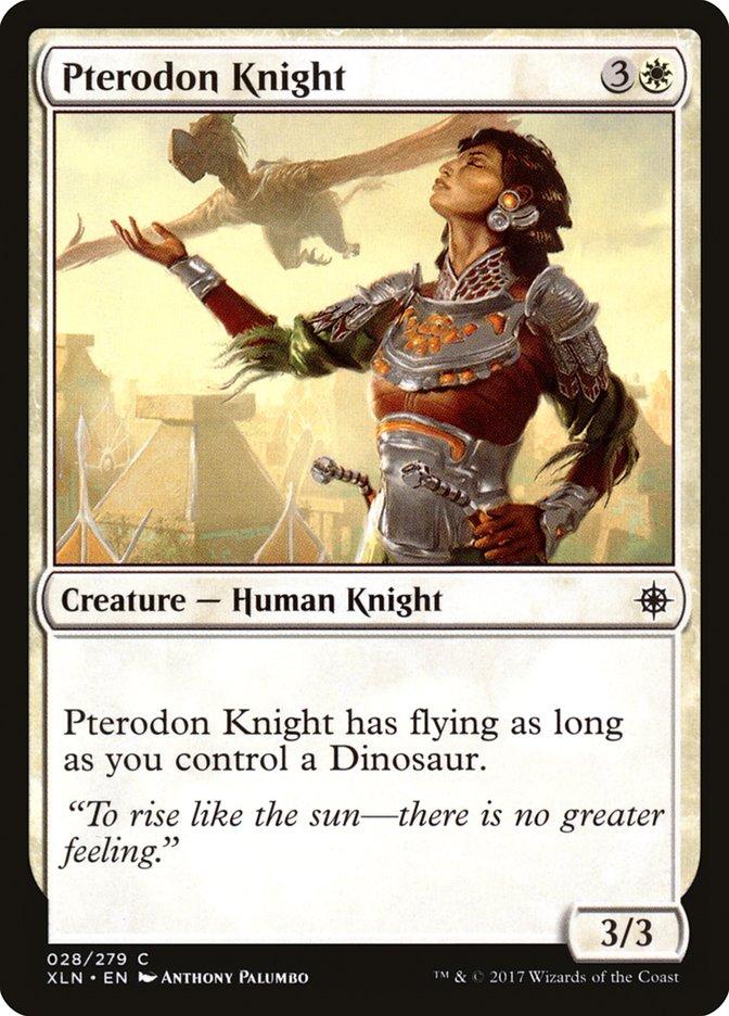 Pterodon+Knight
