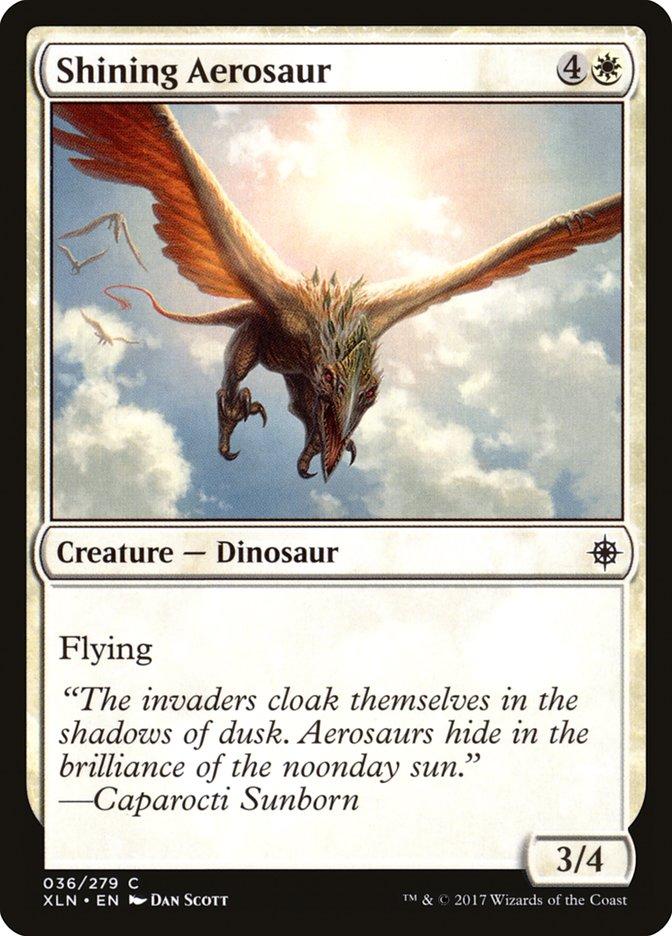 Shining+Aerosaur