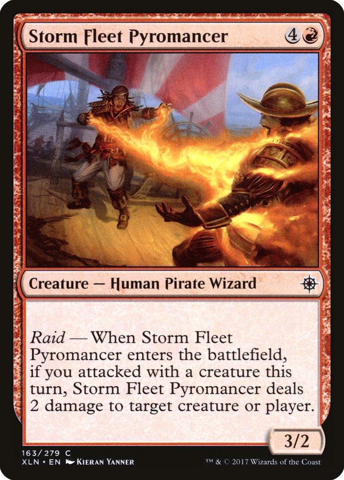 Storm+Fleet+Pyromancer