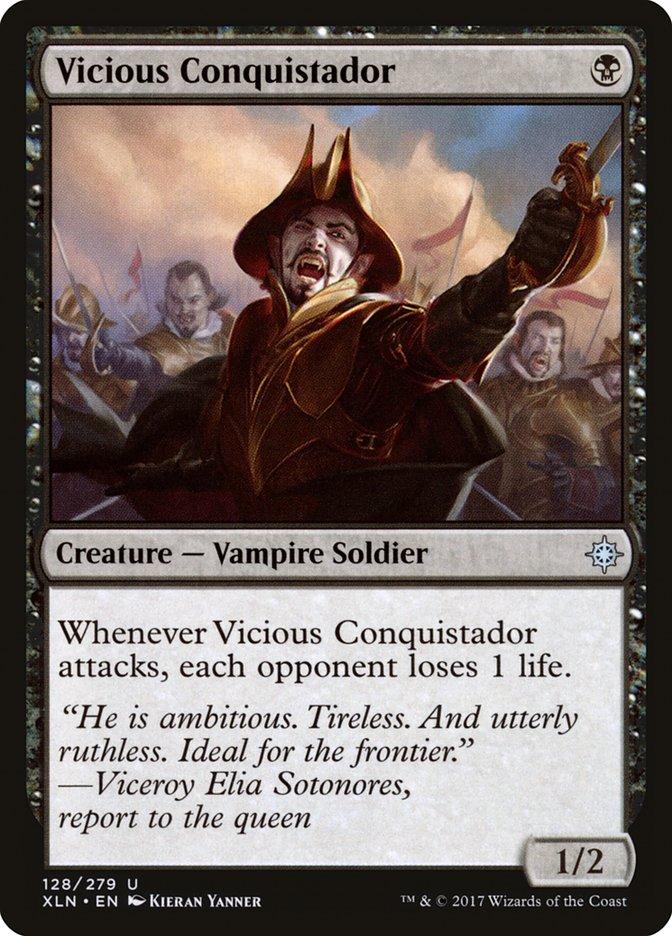 Vicious+Conquistador