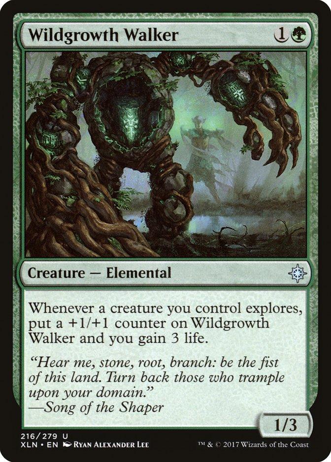 Wildgrowth+Walker