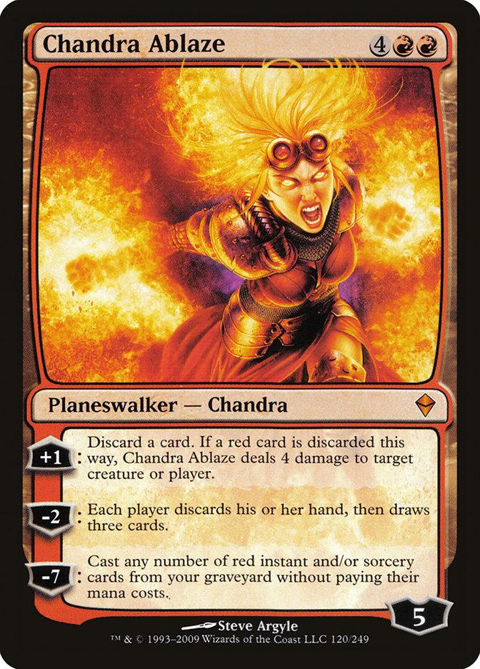Chandra+Ablaze