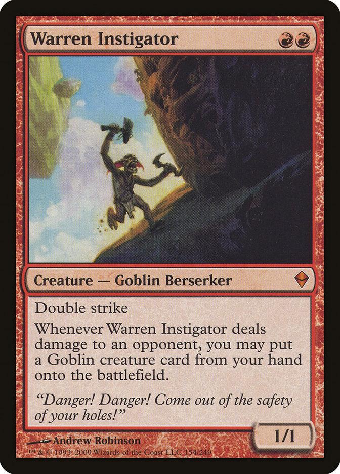 Warren+Instigator