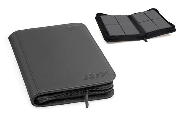 Zipfolio XenoSkin™ 4-Pocket