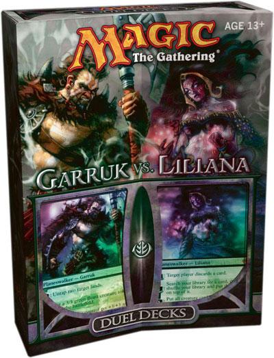 Duel Decks: Garruk vs. Liliana