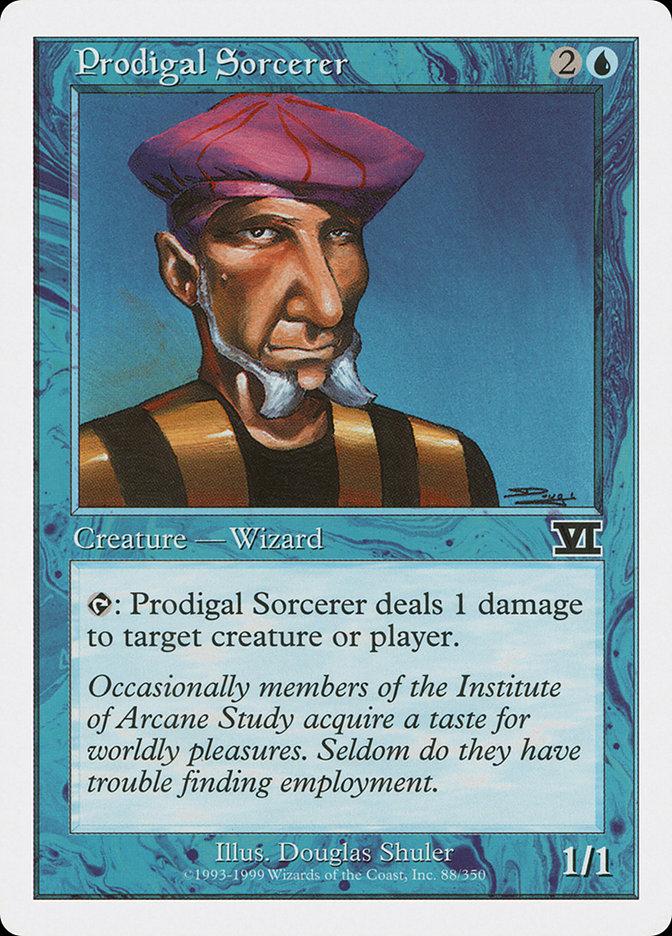 Prodigal Sorcerer