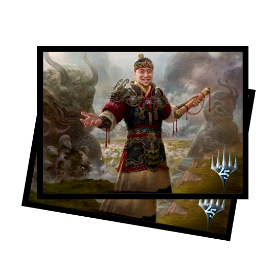 Ultra Pro Magic Matte Sleeves  - Masters 25 - Imperial Recruiter