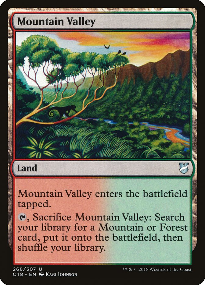 Mountain Valley