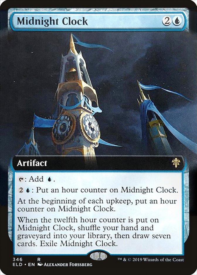 Midnight Clock