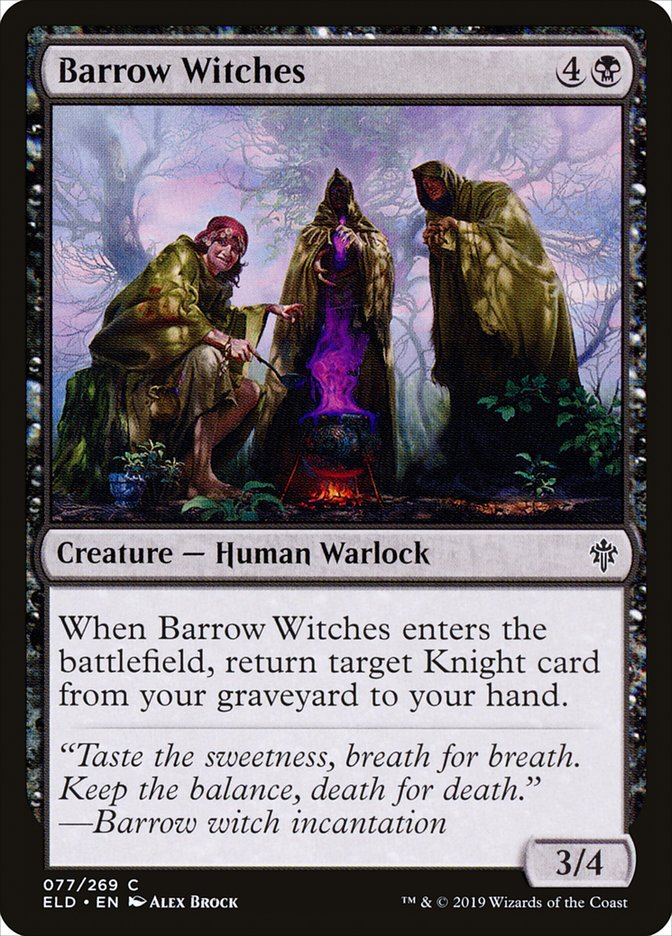 Barrow Witches