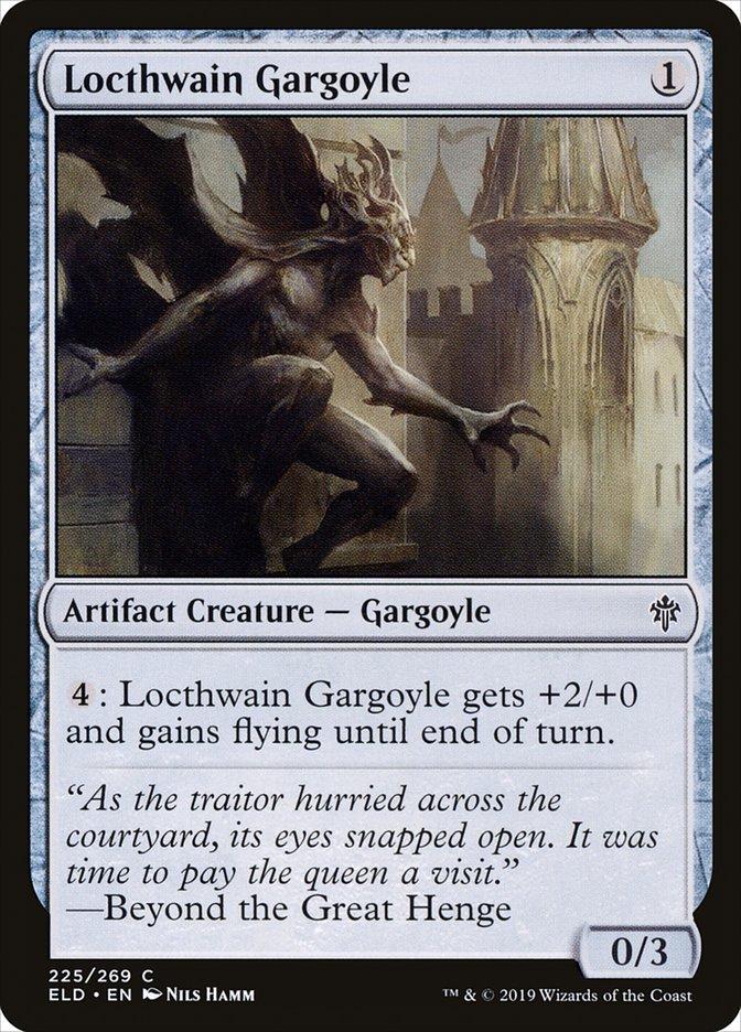 Locthwain Gargoyle