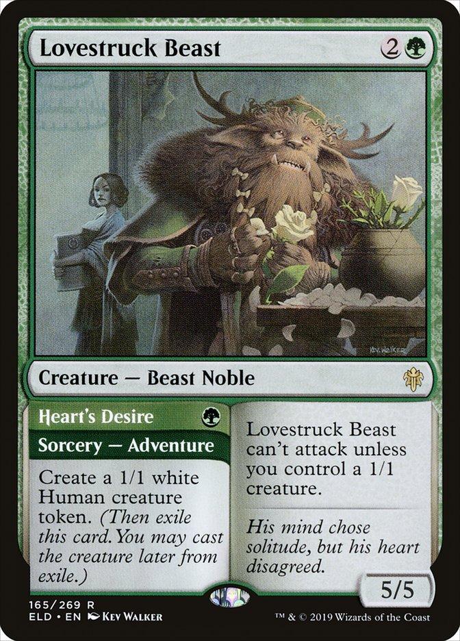 Lovestruck Beast