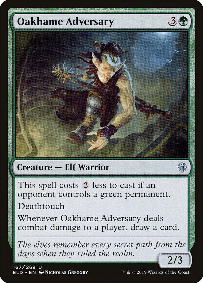 Oakhame Adversary