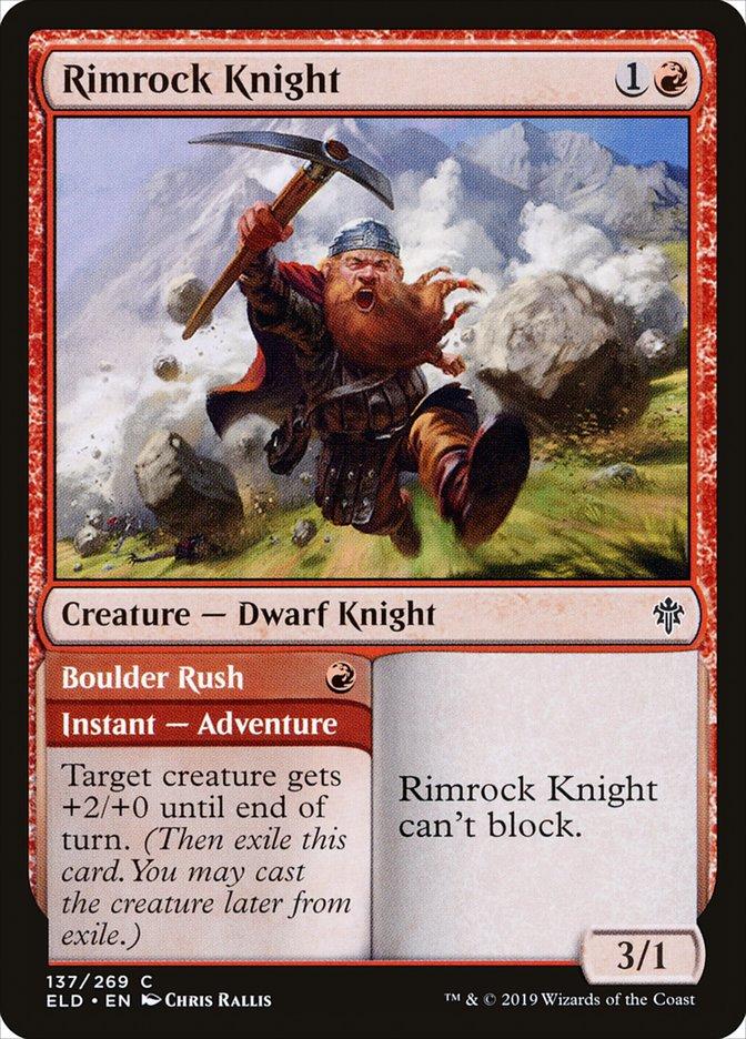 Rimrock Knight