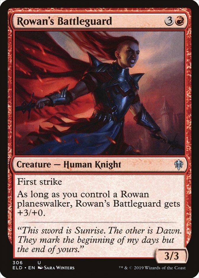 Rowan's Battleguard