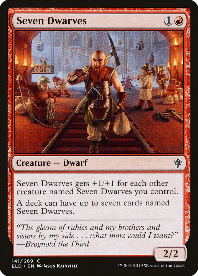 Seven Dwarves