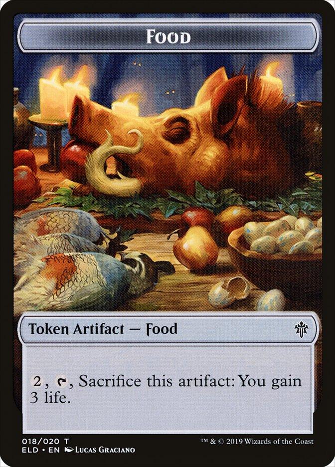 [Food Token]