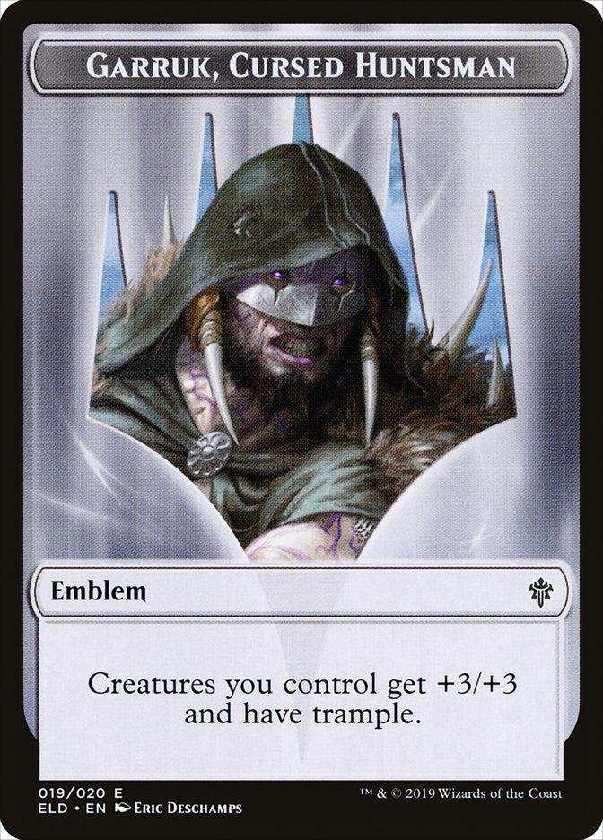 [Garruk Emblem]