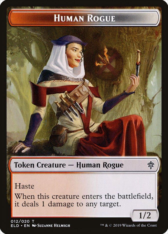 [Human Rogue Token]