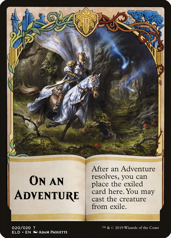 [On an Adventure]