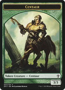 [Centaur Token]
