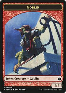 [Goblin Token]