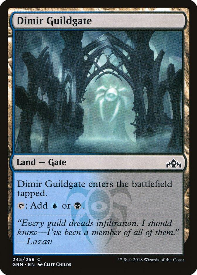 Dimir Guildgate 245