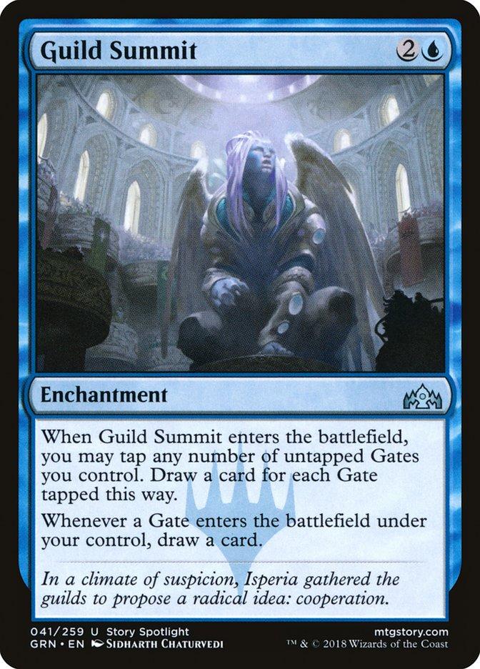 Guild Summit