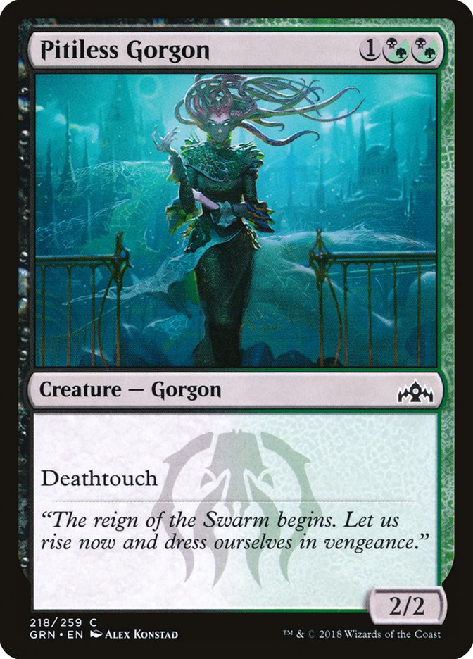 Pitiless Gorgon