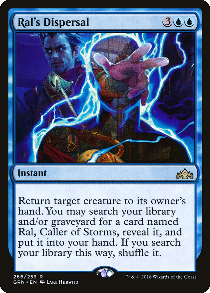 Ral's Dispersal
