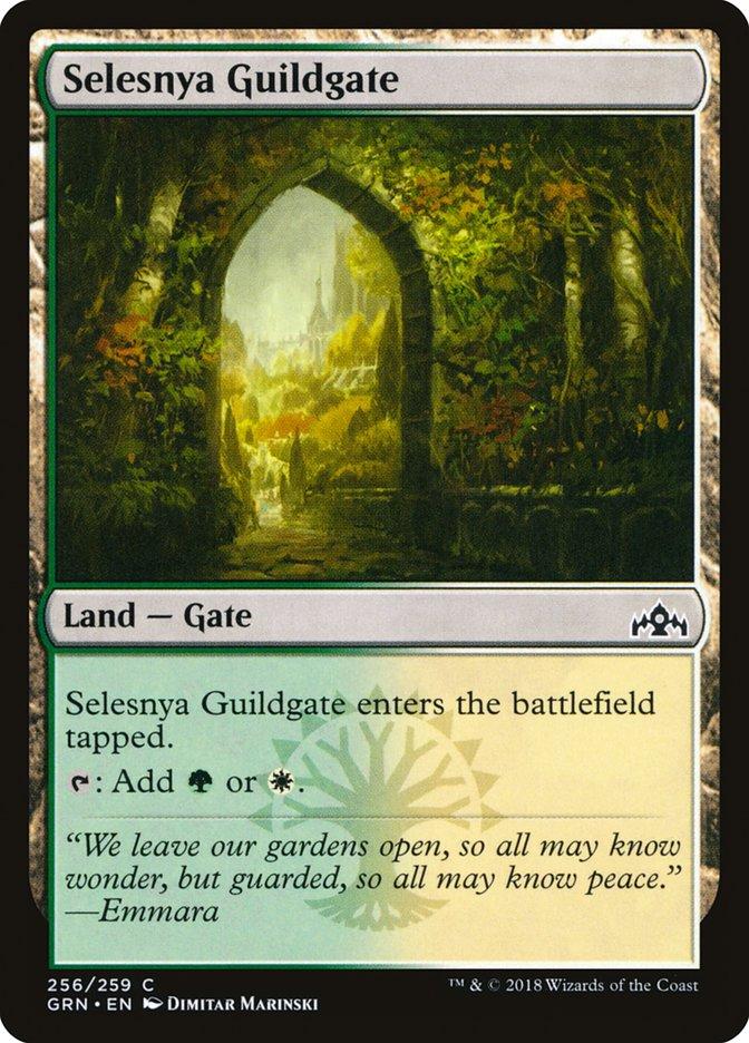 Selesnya Guildgate