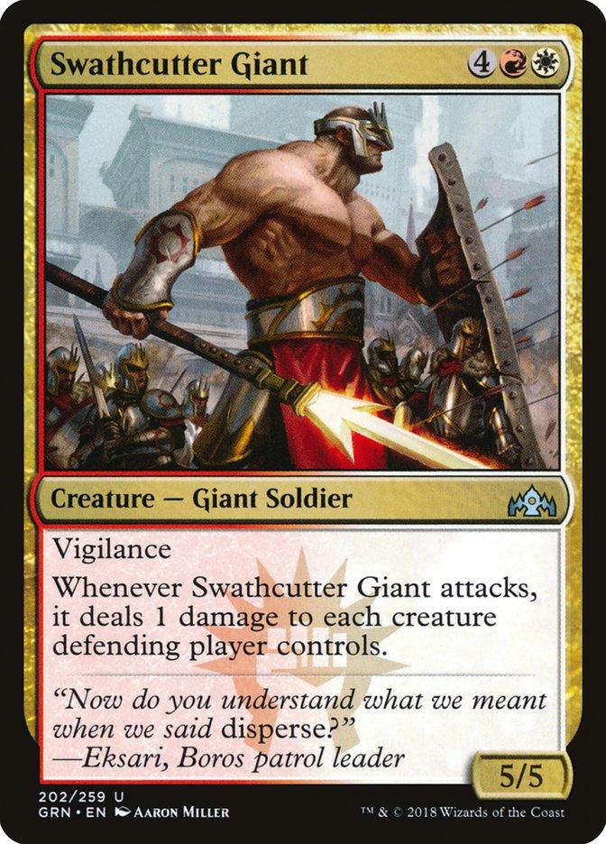 Swathcutter Giant