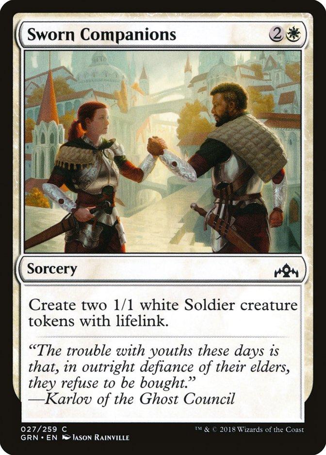 Sworn Companions